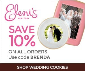 Save 10% with code BRENDASBLOG at Eleni's New York