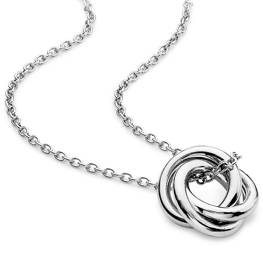 Giveaway : Win an Infinity Love Knot Pendant from Blue Nile