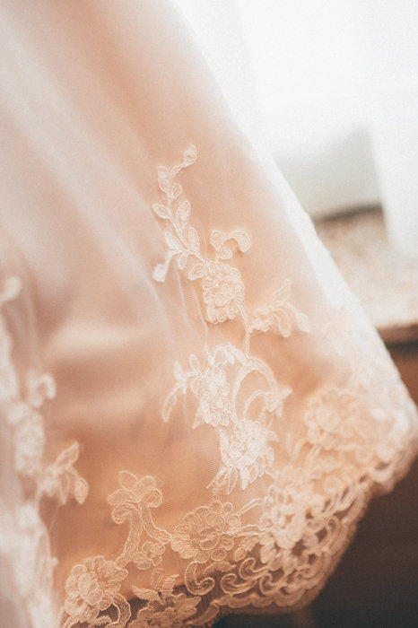 Gorgeous Lace Dress Detail - from Moonlight Couture / photo by Pure Aperture Photography