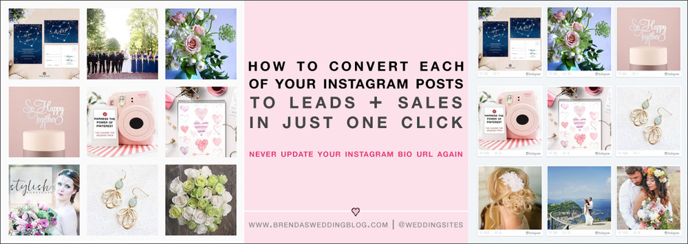 How to Convert Your Instagram Posts to Leads and Sales in Just One Click - never update your Instagram Bio Again