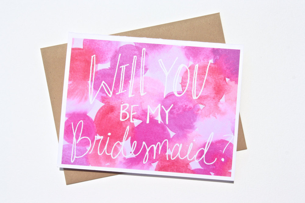 "SHOP HERE ~ <b><a rel=""nofollow"" href=""http://tidd.ly/df06f0ff"" target=""blank"">Will You Be My Bridesmaid Card</a></b>"