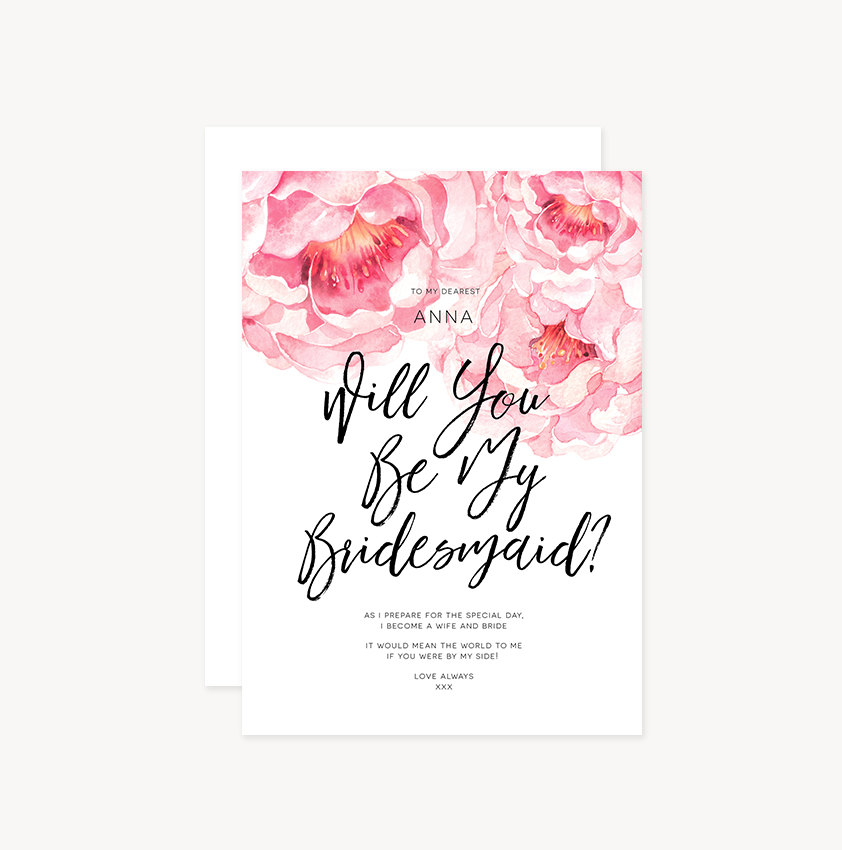 "SHOP HERE ~ <b><a rel=""nofollow"" href=""http://tidd.ly/6c4b9c99"" target=""blank"">Custom Will You Be My Bridesmaid/Maid of Honor Card</a></b>"