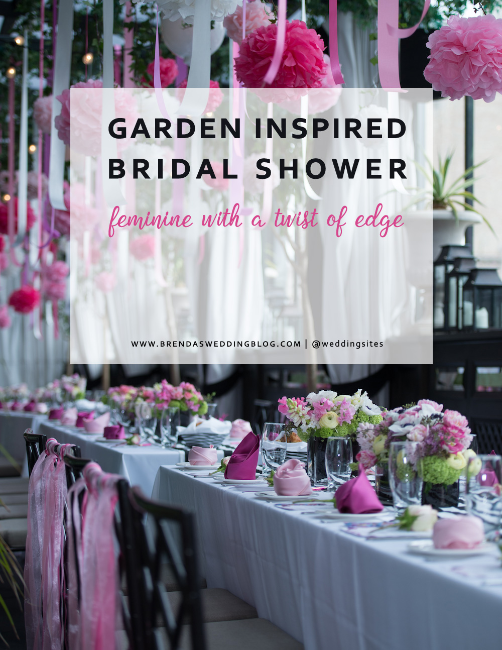 A Garden Inspired Bridal Shower in NYC at Gramercy Park Hotel ...
