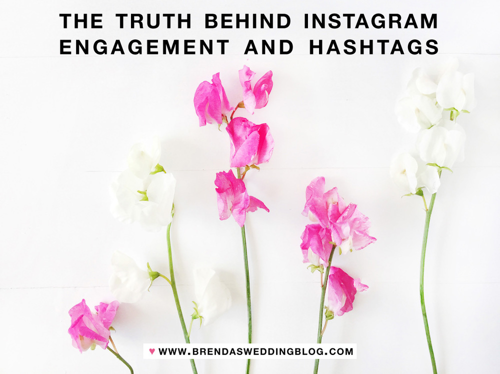 The Truth Behind Instagram Engagement and Hashtags - and why you aim for top post placement