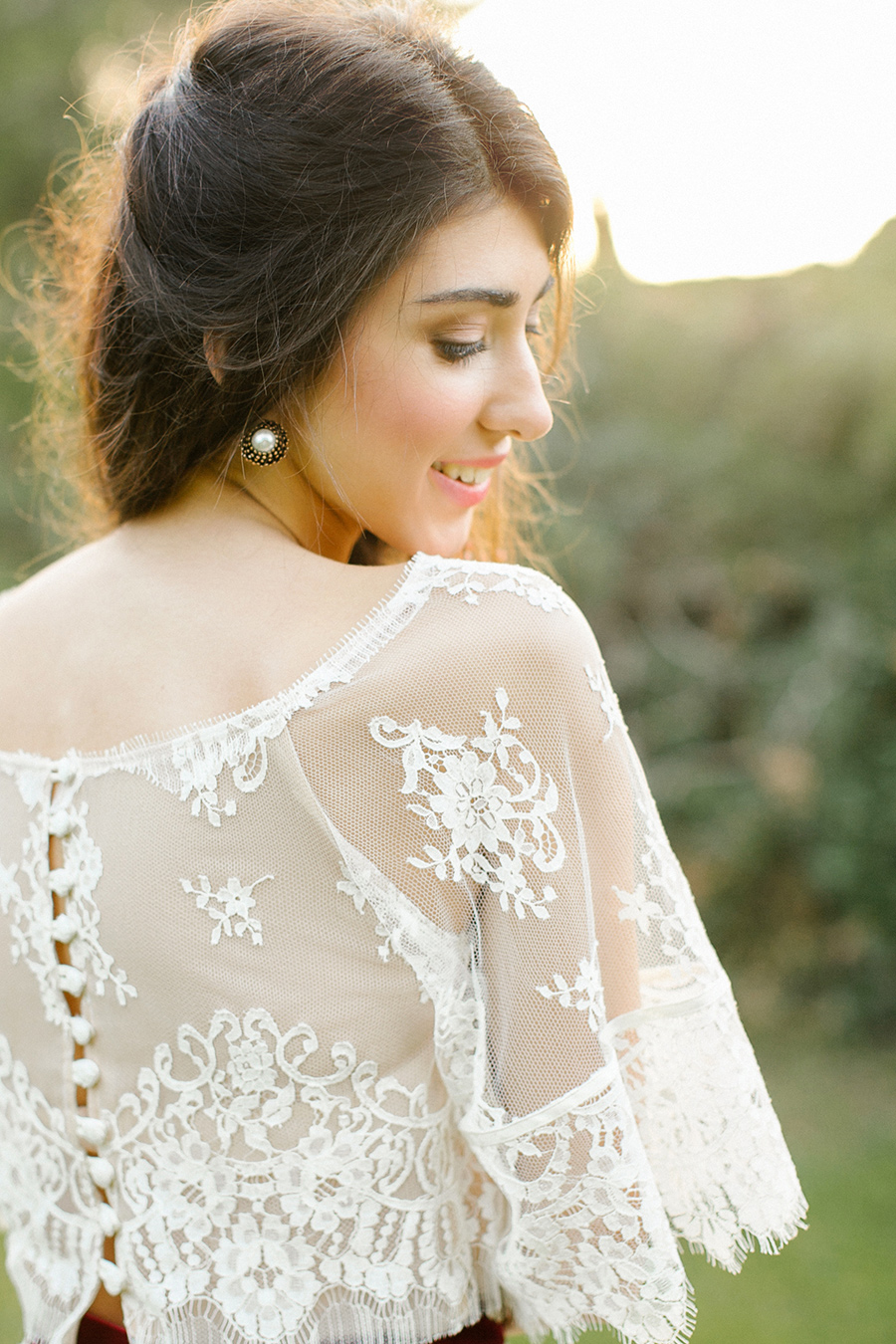 Gorgeous Boho Chic Inspired Wedding {styled shoot} in Greece / coordinated by Love 4 Wed / photo by Anna Roussos Photography