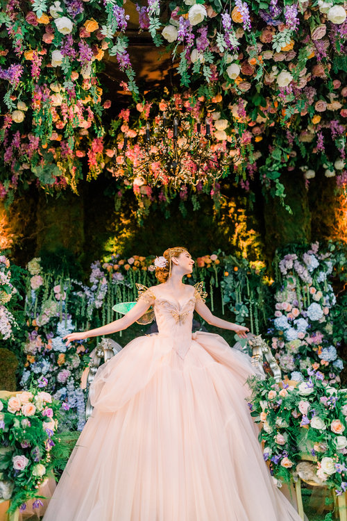 Enchanted Garden Wedding Theme Floral Inspiration With Amie Bone