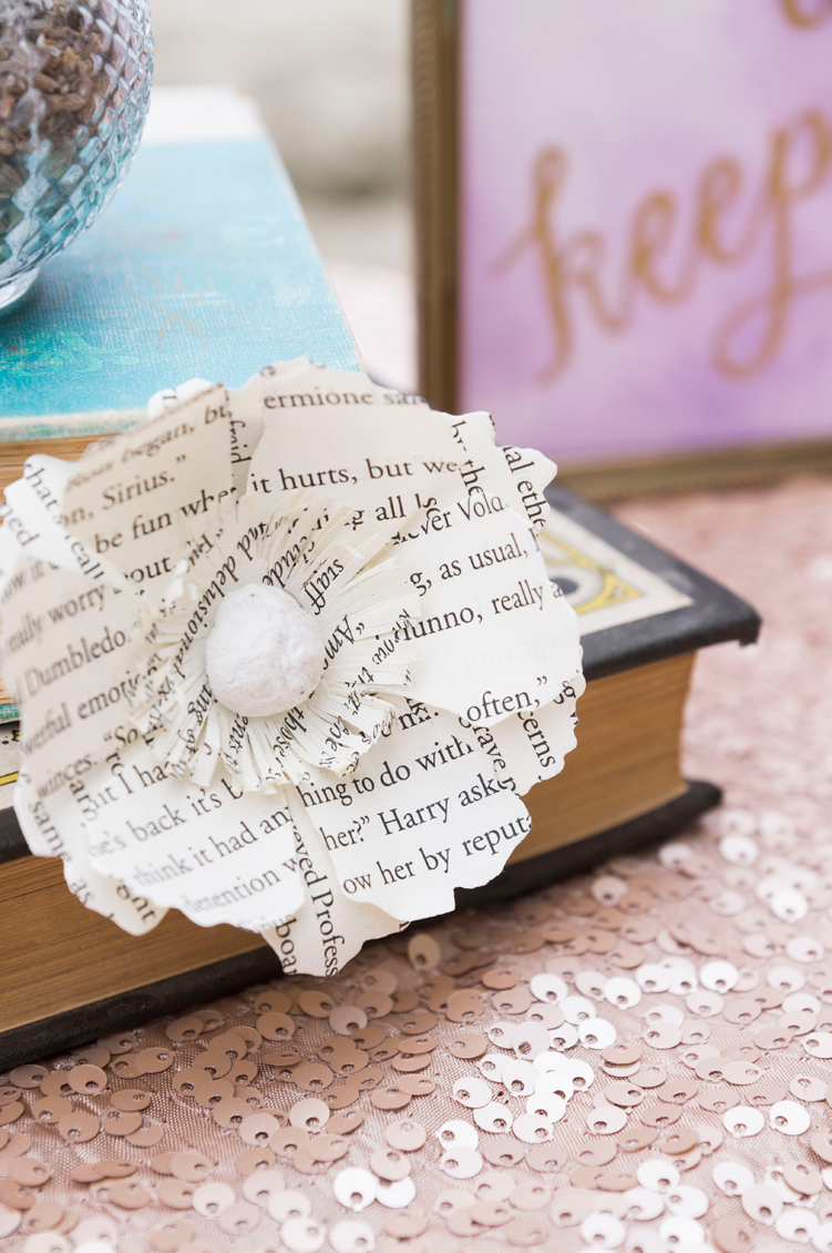 disney-harry-potter-wedding-shoot-102016-paper-flower.jpg