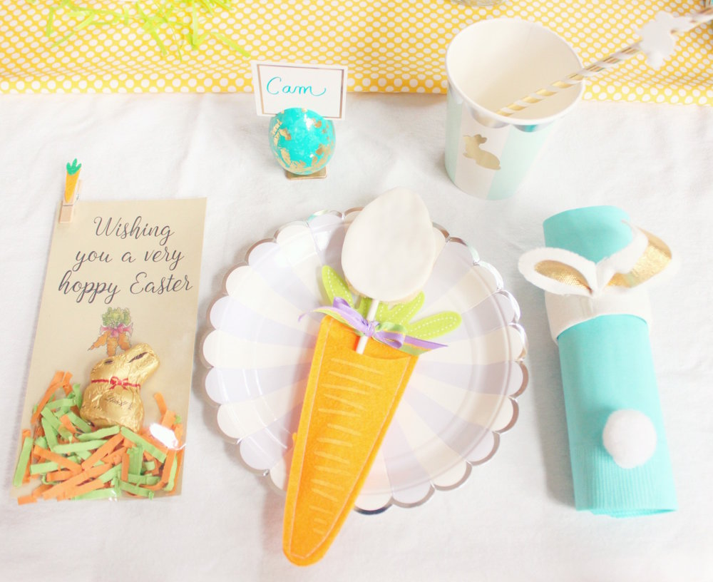 Festive Fetti Easter DIY Kits are the perfect little favor for the kids at your spring wedding reception — Click to see 37 Creative DIY Wedding Ideas for Spring — as seen on www.BrendasWeddingBlog.com