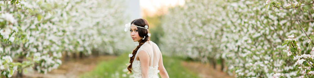 Click Here to Shop Oh Dina for Wedding Flower Crowns and DIY Bachelorette Kits