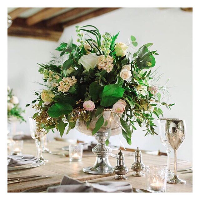 Don't you just love a #WeddingCenterpiece that is overflowing with greenery and texture? Styling + Tableware by @lilyandlavenderevents - a #WeddingBusiness Club member of my #WeddingBlog. - Floral Design by @cabbagewhiteflowers Photo by @sarahwilliamsphotography - - - - - #sussexflorist #bridetobe2018 #tablescape #tablescapes #elegantwedding #weddingcenterpieces #tabledecor #luxuryevents #weddingstyling #itsinthedetails #ukwedding #ukweddingplanner #ukweddings #londonwedding #allthingsbotanical #sussexwedding #abmplantlady #ohwowyes #weddingdaydetails #stylingideas #modernbrides #beautifulflowers #floralfix #dstexture #underthefloralspell #bridalinspiration