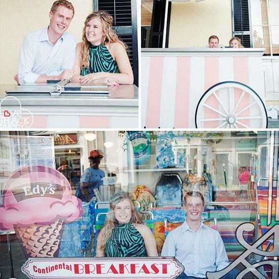 Flashback on #nationalicecreamday : This #engagementsession by @loveshackphoto took place at @congresshall in Cape May NJ. I love the vintage style ice cream cart.⠀ -⠀ Who else is going to enjoy a nice ice cream treat today?⠀ -⠀ -⠀ -⠀ -⠀ -⠀ #capemay #capemayny #congresshallcapemay #jerseyshore #vacationvibes #congresshall #newjerseybride #newjerseywedding #njweddings #njbride #newjerseyweddingphotographer #newjerseyweddings #sobestfriendsforfrosting #creativewedding #engagedlife #weareengaged #engagementphotography #engagementphotographer #engagementshoot