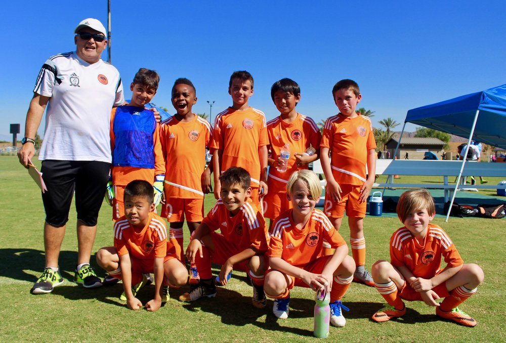 Atletico Boys play in the Coast Soccer League after a year of training in the Development Program.