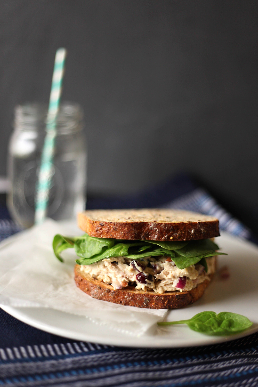 Chicken Salad Sandwich from The Jam Coffeehouse