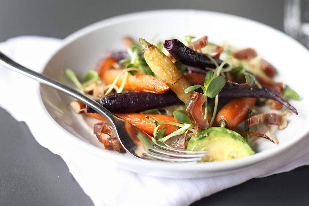 Carrot Salad by Steadfast Coffee