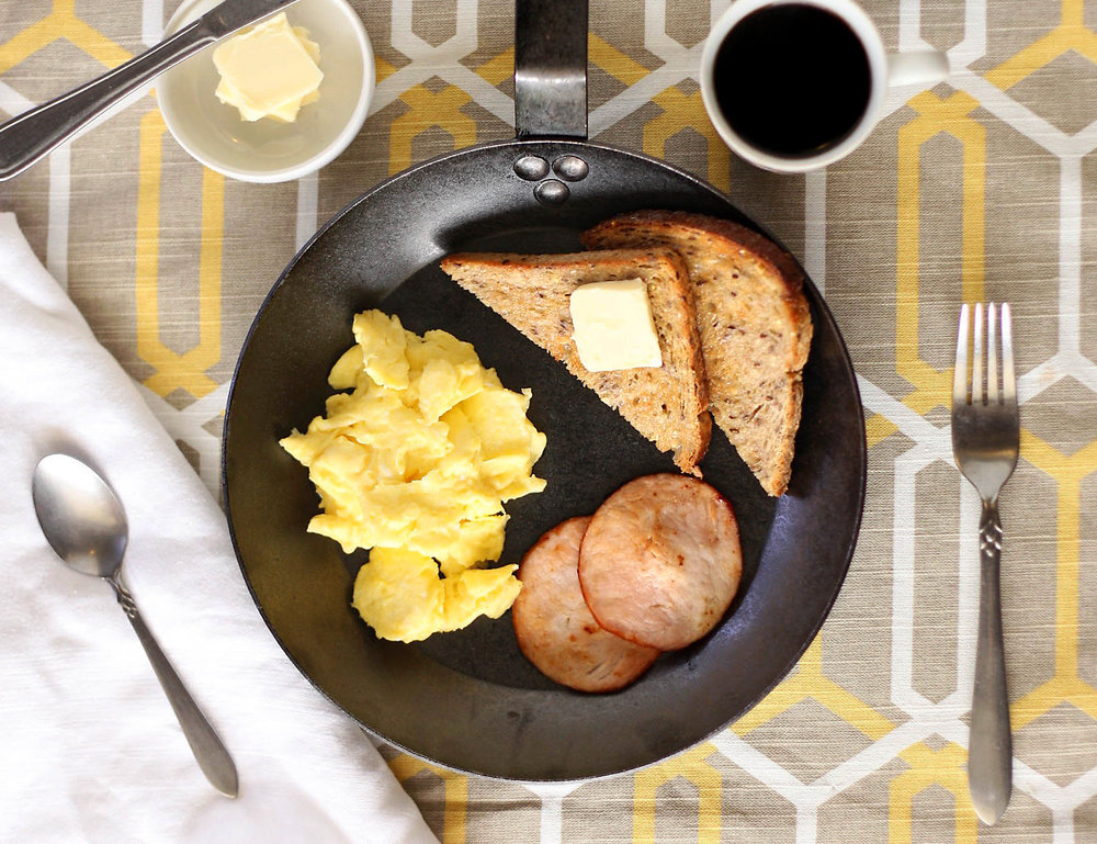 Breakfast Trio - The Jam Coffeehouse