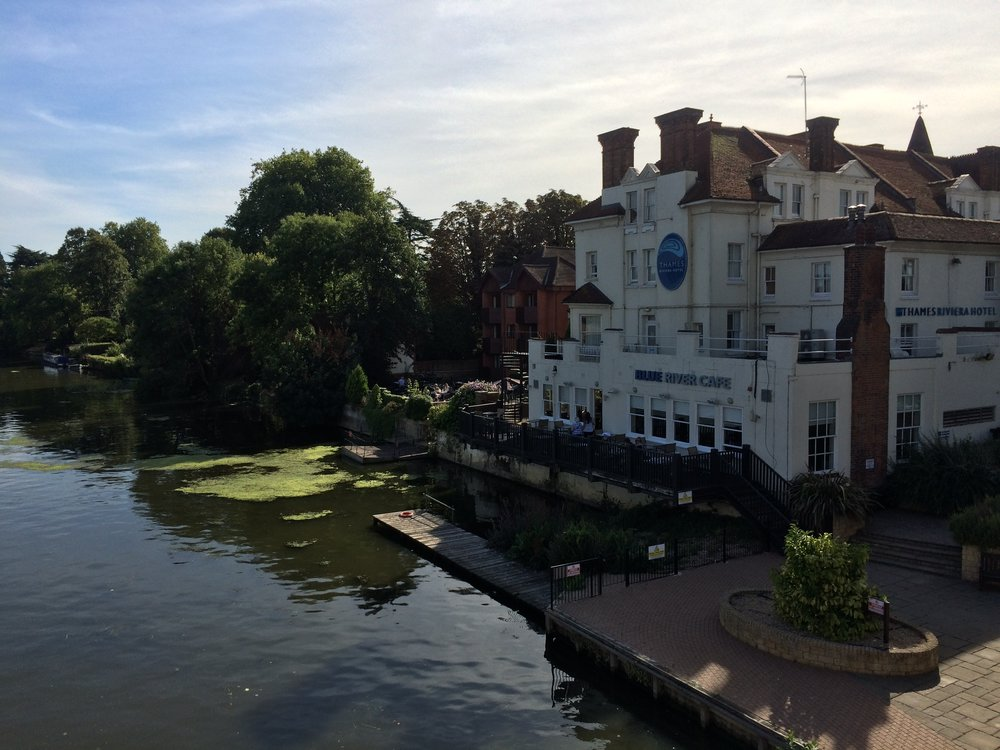 Maidenhead - Riviera Hotel on River Thamed