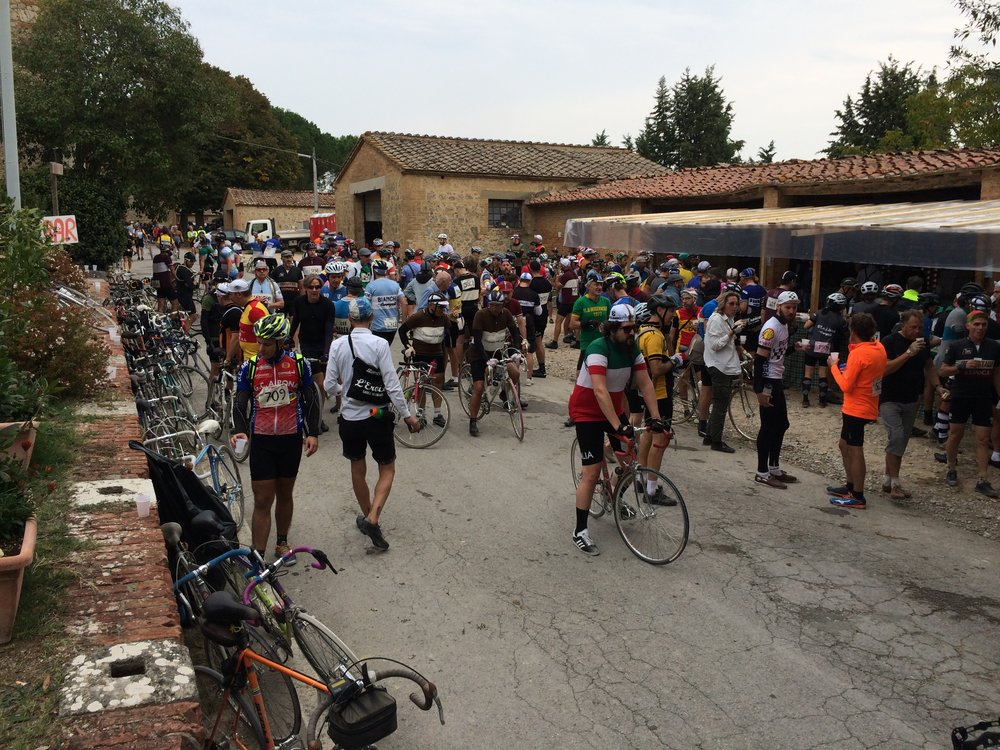 Radi - first rest stop