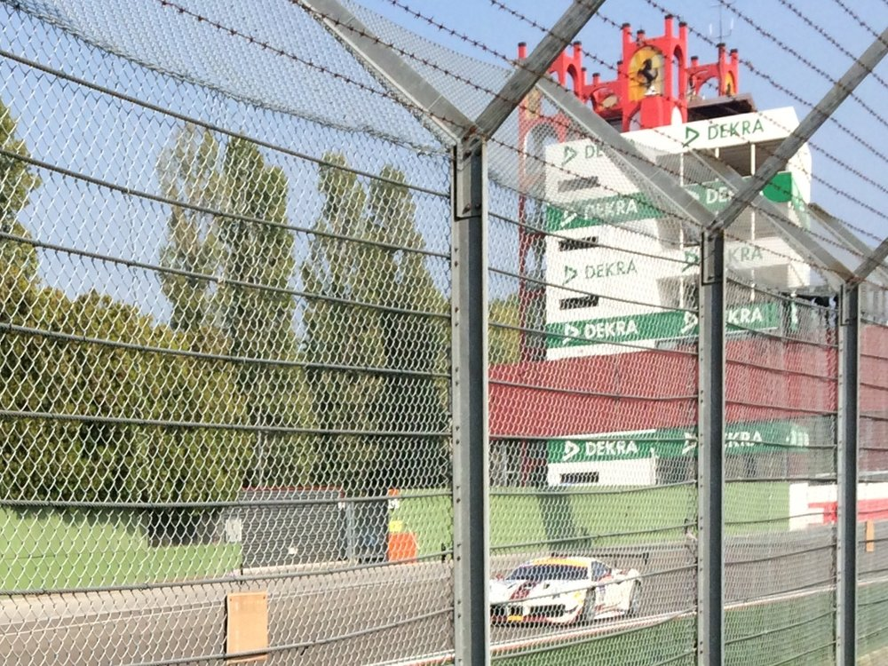 The Racetrack at Imola