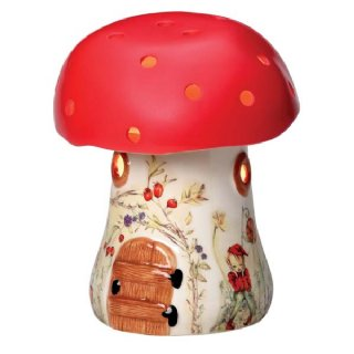 Woodland animals   nursery lamp