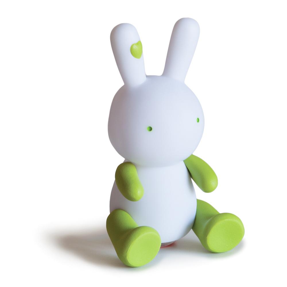 Bunny nursery lamp