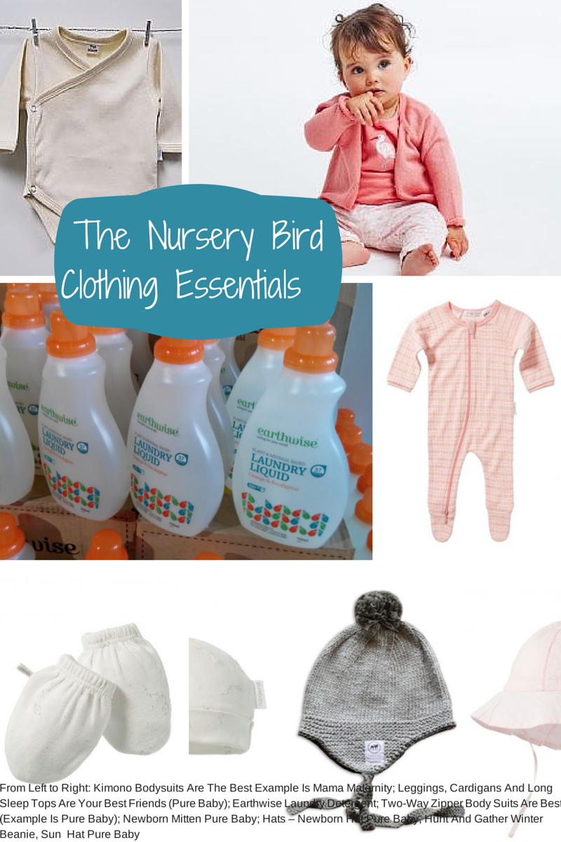 Baby Essentials Checklist Baby Clothes