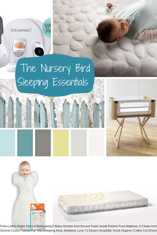 Baby Essentials Checklist Baby Sleep Space