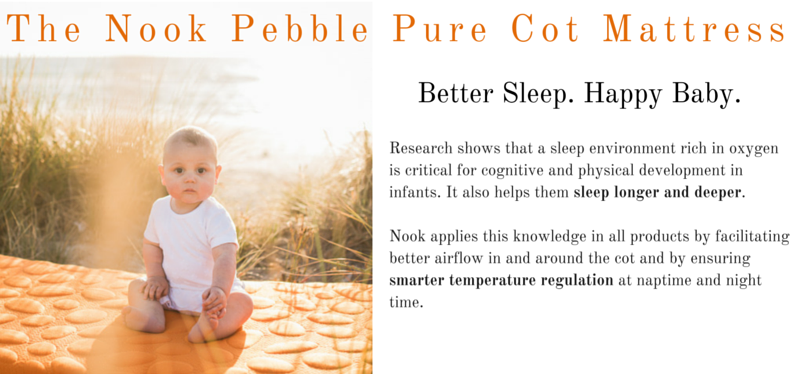 nook sleep pebble pure