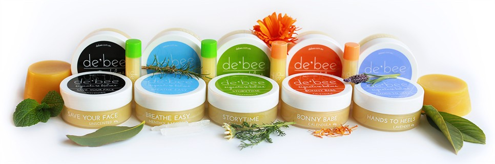 de'bee natural balms