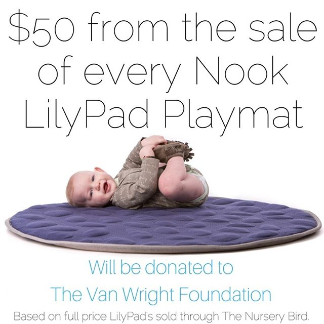 The Van Wright Foundation is a non-for-profit charity established by the parents of Van Wright, who at 20 months of age was diagnosed with MECP2 duplication syndrome - a severe neurological and life threatening disease. Lifesaving research, to find a cure for Van and other kids like him, has commenced.  A cure is possible but more funding is needed to progress the research.  Every LilyPad Playmat sold helps us get closer to a cure which will save and alter the lives of many children in Australia and around the world.