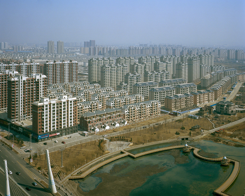 New Vacant Chinese Cities