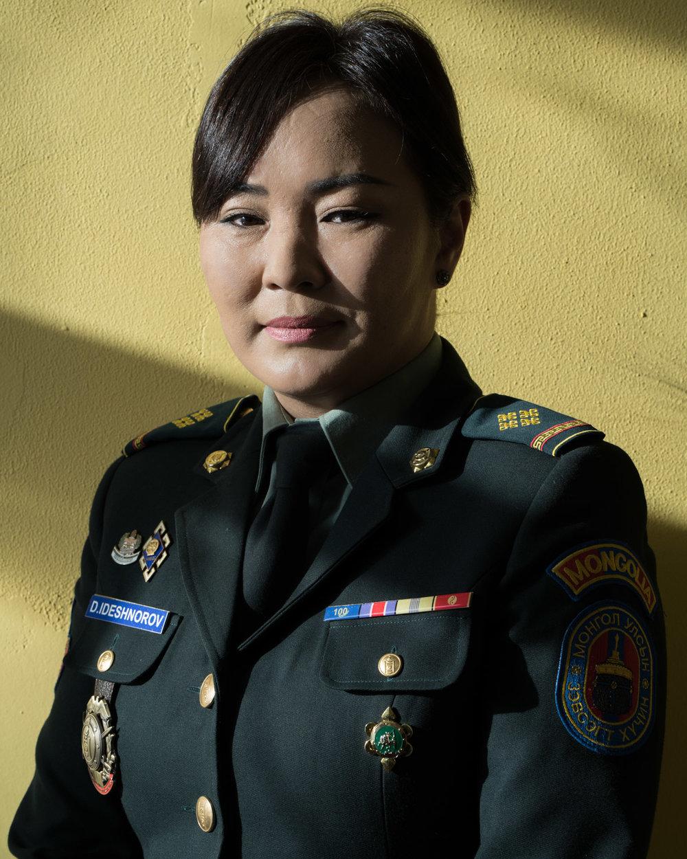 Nato Officer