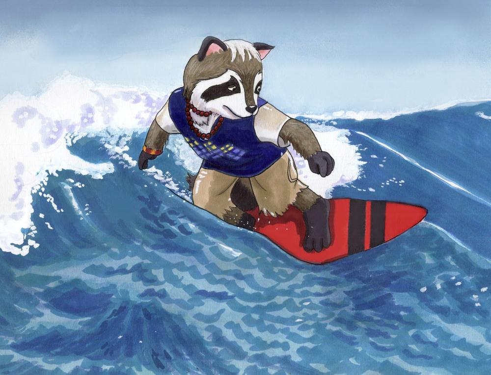 Surfing #16