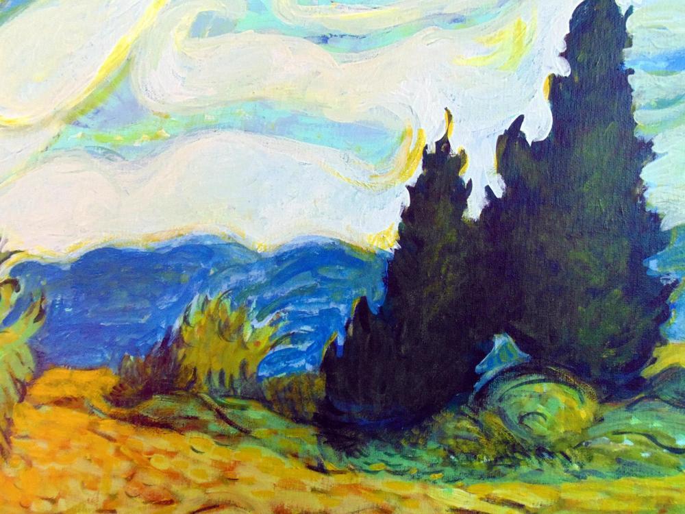 Faux Van Gogh