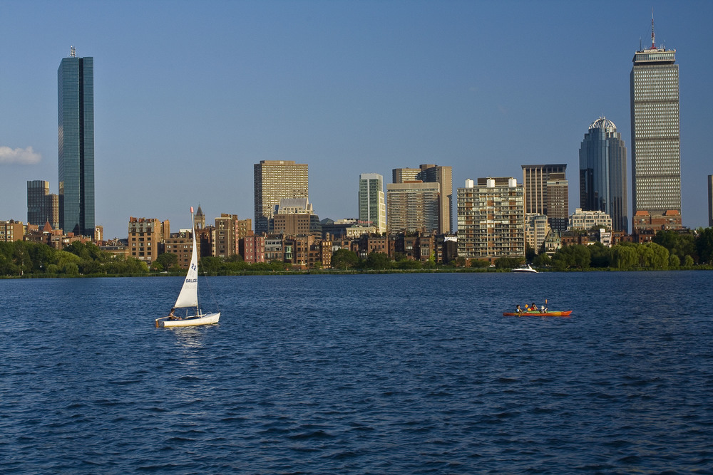 Back Bay Skyline