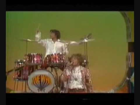 An image capture, courtesy of YouTube, directly before an explosion rips through the drum kit of Keith Moon of The Who in the 1970s. This situation, along with other studio and on-stage issues, have led to The Who's Pete Townsend experiencing hearing loss.