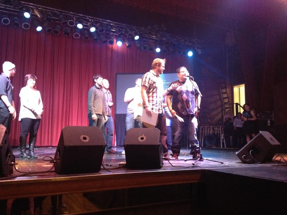 Tone Tree Audio at RAW Omaha