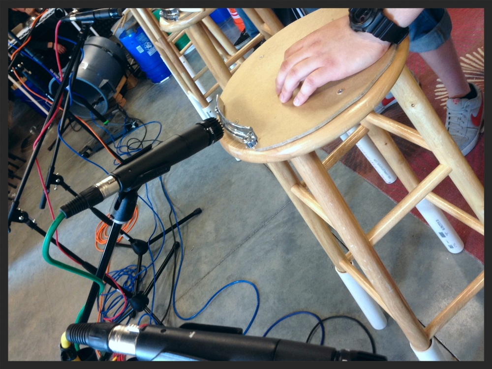 Omaha Street Percussion 5