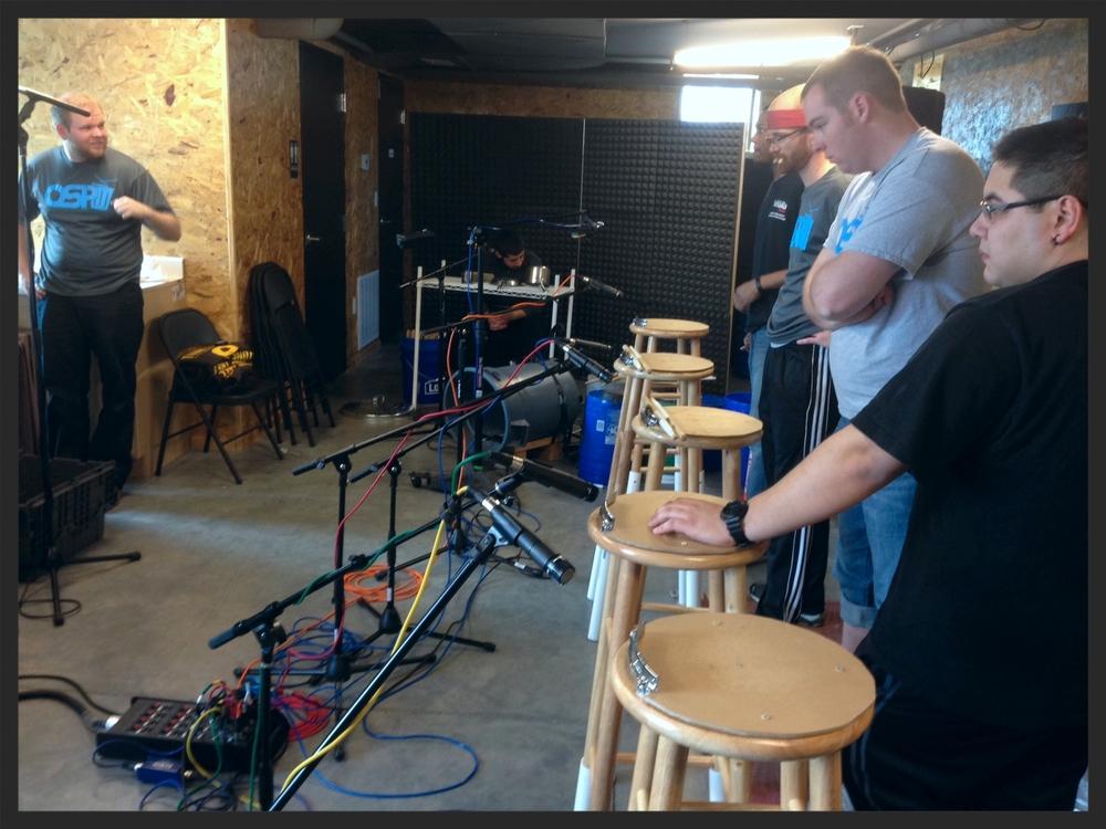 Omaha Street Percussion 6