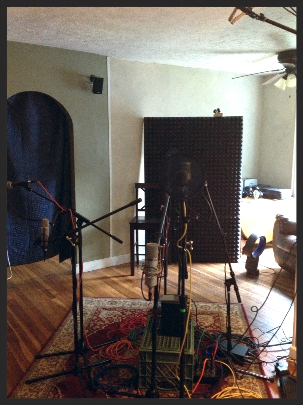 Star Belle recording 1