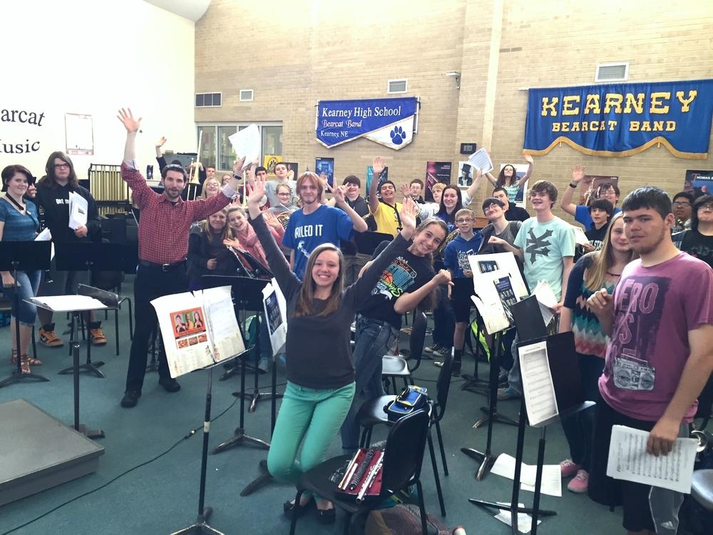 Kearney High School ensembles 2015 3