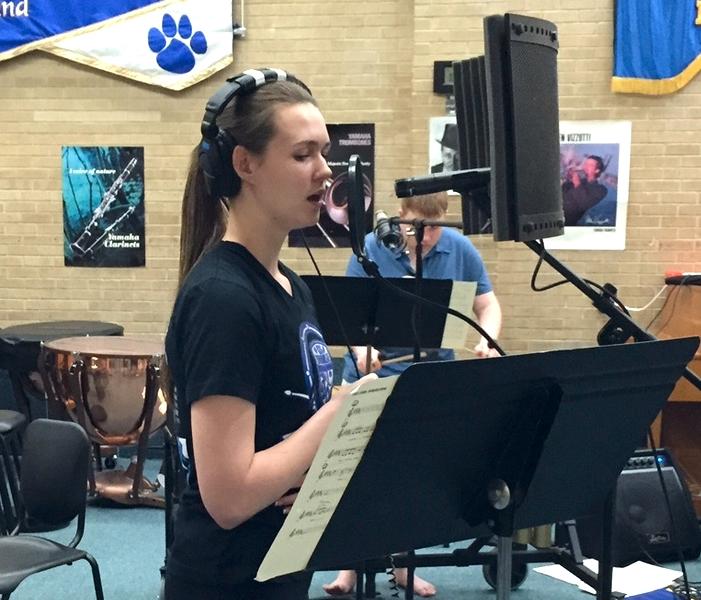 KHS Jazz Recording 4