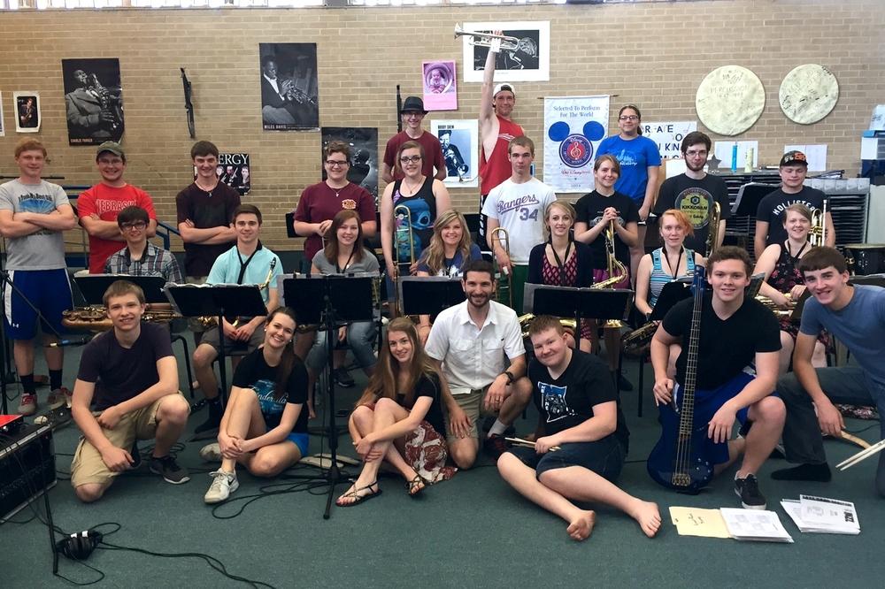 KHS Jazz Recording 5