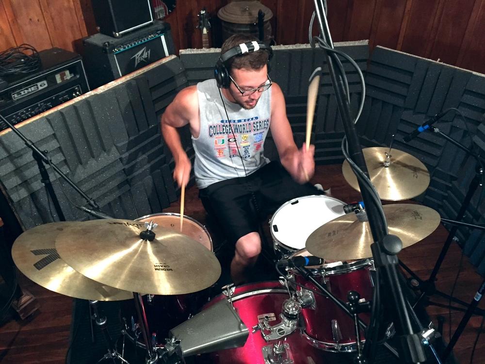 B-Side Down recording 5