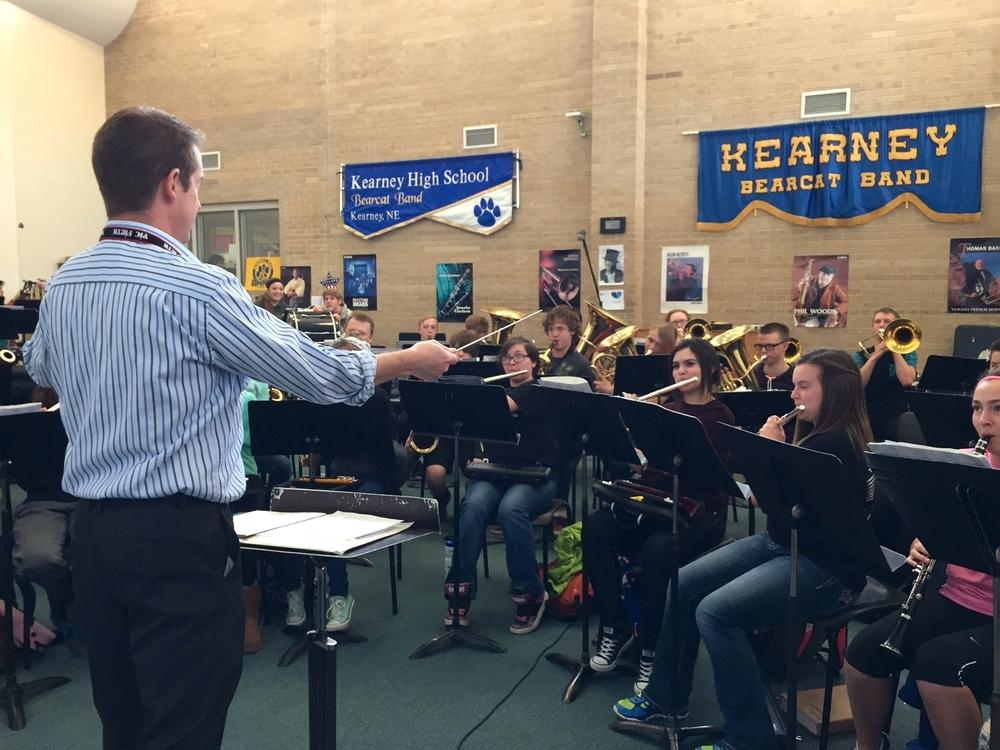 Kearney High School Bands 2015 2