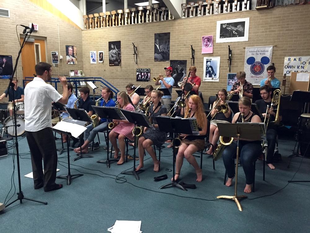 Kearney High School Bands 2015 4