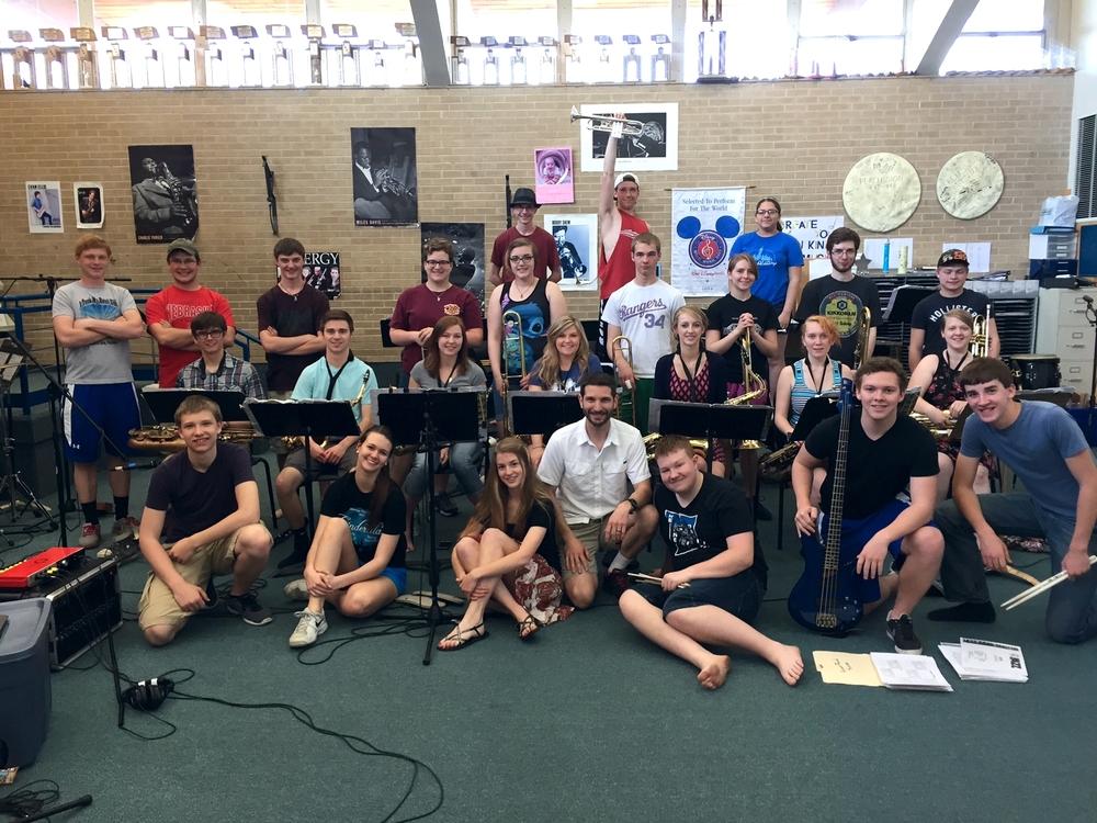 Kearney High School Bands 2015 8