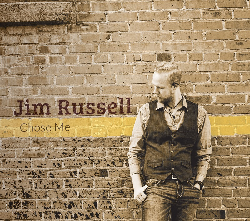 Jim Russell's debut album, 'Chose Me' is now officially released on CD and digital formats.