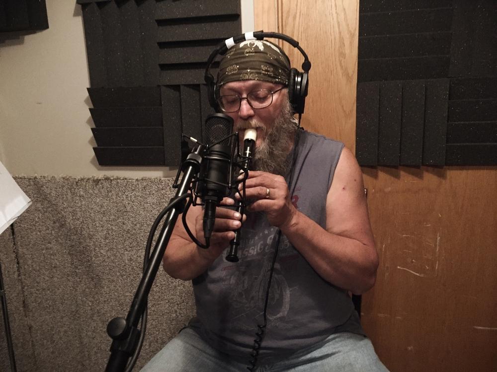 Gypsy recording 1