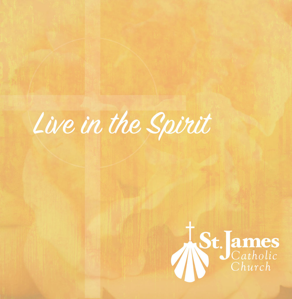 Saint James Catholic Church is set to release their 'Live in the Spirit' album in fall 2016, recorded, mixed and mastered by Tone Tree Audio, LLC between 2015-2016.
