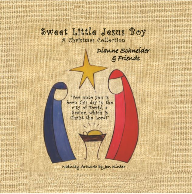 Dianne Schneider and Friends released 'Sweet Little Jesus Boy' in December 2017 in CD and digital format. Tone Tree Audio, LLC assisted in recording and engineering the album.